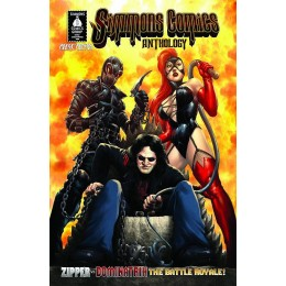 Simons Comics Anthology Vol 1 TP