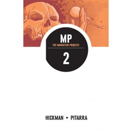 Manhattan Projects Vol 2 TPΒ (Image)