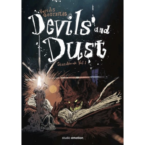 Devils and Dust Sketchbook Vol 1