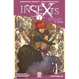 Insexts Vol 1: Chrysalis TPB (Aftershock)