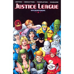 Justice League International Vol 4 TP