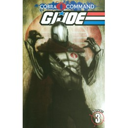 G.I JOE Cobra Command  Vol 3 TP