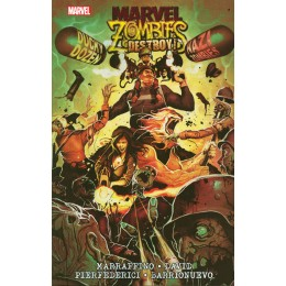 Marvel Zombies: Destroy TP
