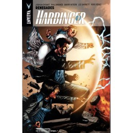 Harbinger Vol 2: Renegades TP (Valiant)