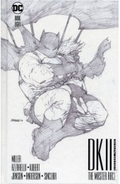 Dark Knight III The Master Race Book 8 (of 9) Collectors Edition HC (DC)