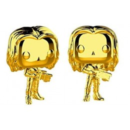 Pop! Marvel Studios: The First Ten Years - Gamora Gold Chrome Vinyl Figure