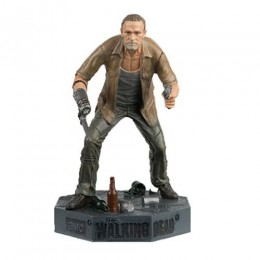 The Walking Dead Merle Figure with Collector Magazine #5