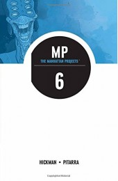 The Manhattan Projects Vol 6: Sun Beyond the Stars TPB (Image)