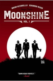 Moonshine Vol 1 TPB (Image)