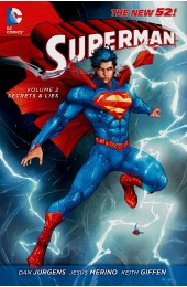 Superman Vol 2: Secrets And Lies  HC (The New 52!)