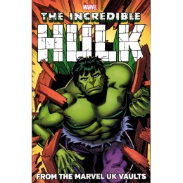 Incredible Hulk: From The Marvel UK Vaults TP