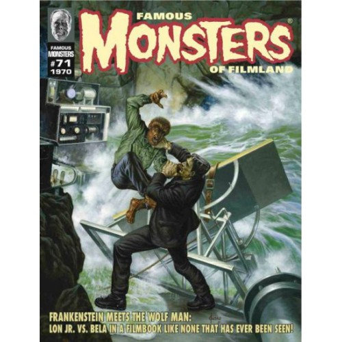 Famous Monsters of Filmland #71