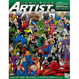 Comic Book Artist #3 (Mar 2004)