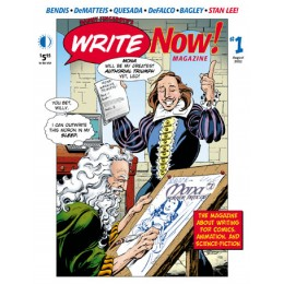 Write Now! #1 (Aug 2002)
