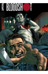 Bloodshot Vol 2: The Rise And Fall TPB (Valiant)