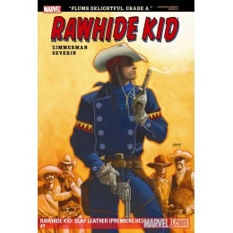 Rawhide Kid: Slap Leather HC