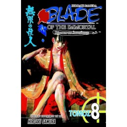 Blade of the Immortal No. 8: Φλόγα