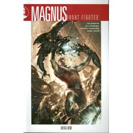 Magnus Robot Fighter Vol 1: Metal Mob TPB (Dark Horse)