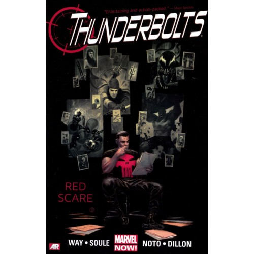 Thunderbolts  Vol 2 : Red Scare TP (Marvel Now!)