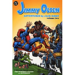 Jimmy Olsen Adventures By Jack Kirby Vol 2 TP