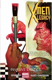 X-Men Legacy Vol 2 : Invasive Exotics TP (Marvel Now!)