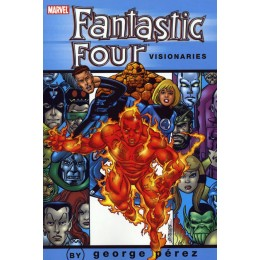 Fantastic Four: Visionaries George Perez Vol 2 TP