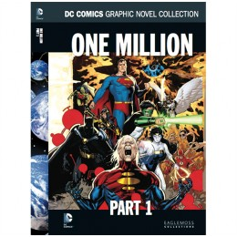 DC Comics Graphic Novel Collection Special: One Million Part 1 HC (DC)