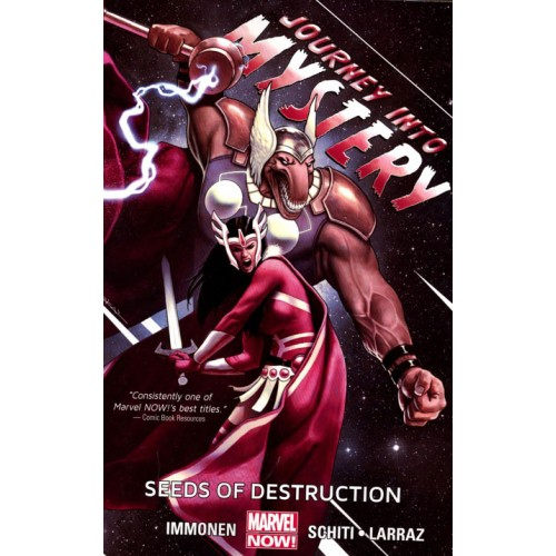 Journey Into Mystery Vol 2: Seeds Of Destruction TP (Marvel Now!)