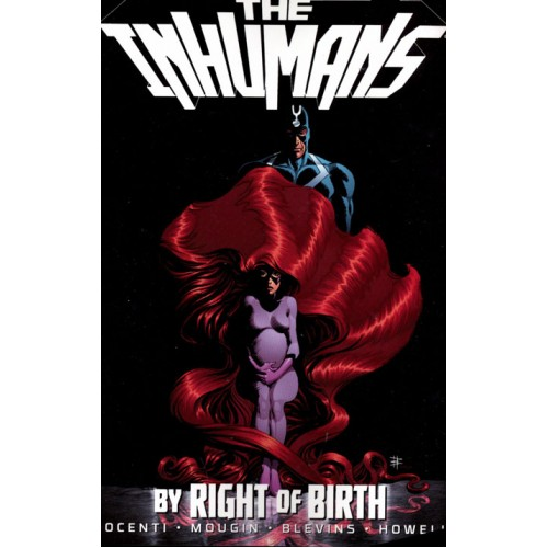 Inhumans: By Right Of Birth TP