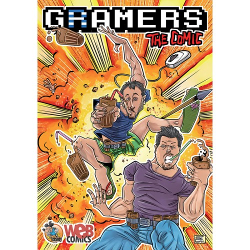 GRamers. The Comic