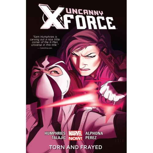 Uncanny X-Force Vol 2: Torn And Frayed  TP (Marvel Now!)
