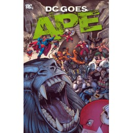 DC Comics Goes Ape TP