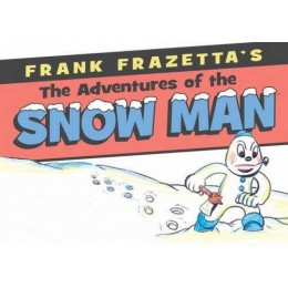 Frank Frazetta's Adventures of the Snowman HC (Dark Horse)