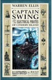 Captain Swing And The Electrical Pirates Of Cindery Island HC (Avatar)