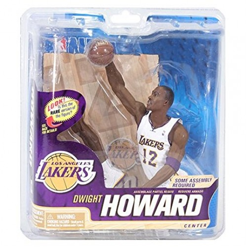 NBA Series 22 - LA Lakers Dwight Howard AF (Collector Level Silver)