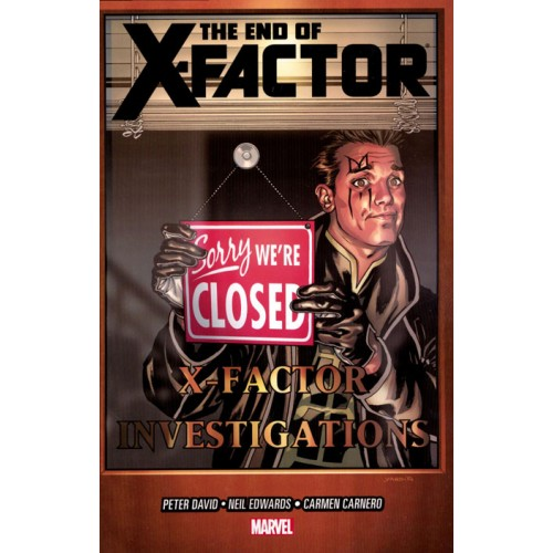 X-Factor Vol 21 : The End Of X-Factor TP