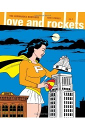Love and Rockets: New Stories #1 TP
