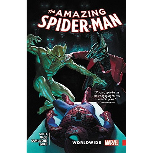 Amazing Spider-Man Vol 5: Worldwide TPB (Marvel)