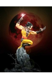 Wolverine Unmasked action Statue