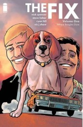 The Fix Vol 1: Where Beagles Dare TPB (Image)