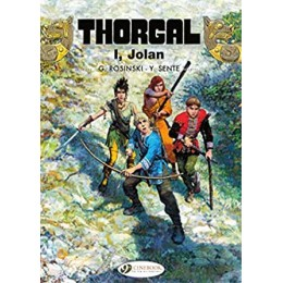Thorgal - Volume 22 - I, Jolan TP