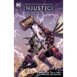 Injustice - Gods Among Us: Year Five Vol 2 TPB (DC)