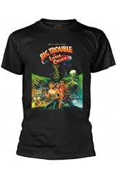 Big Trouble in Little China 'Poster' (Black) T-Shirt
