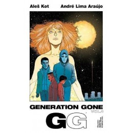 Generation Gone Vol 1 TPB (Image)