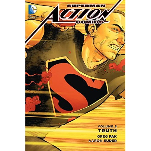 Superman Action Comics Vol 8: Truth HC (DC)