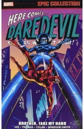Daredevil Epic Collection: Brother Take My Hand TP (Marvel)