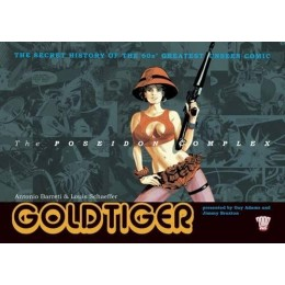Goldtiger: The Poseidon Complex TPB (2000AD)