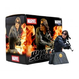 Winter Soldier Marvel Universe Bust