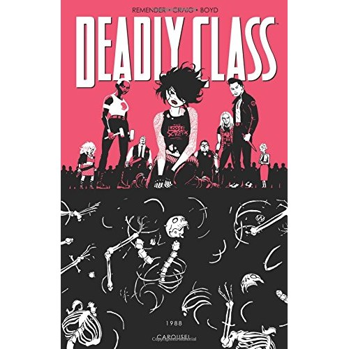 Deadly Class Vol 5 TPB (Image)