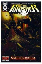 Punisher MAX Vol. 3: Mother Russia TP
